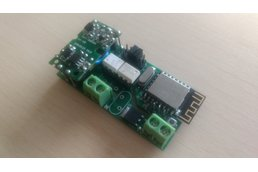 Wifi Single Channel Dimmer Board