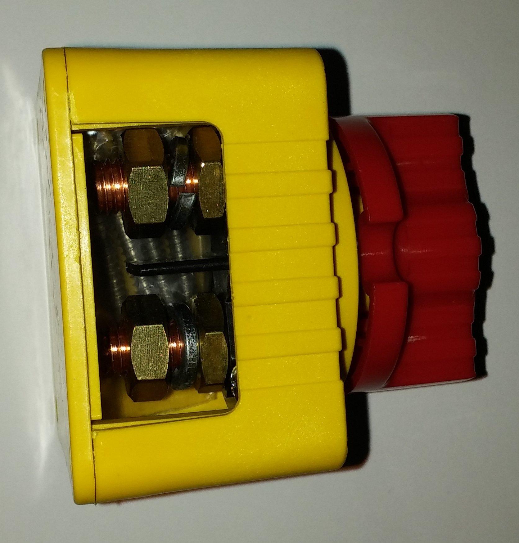 master battery switch from batteksystem on tindie. Black Bedroom Furniture Sets. Home Design Ideas