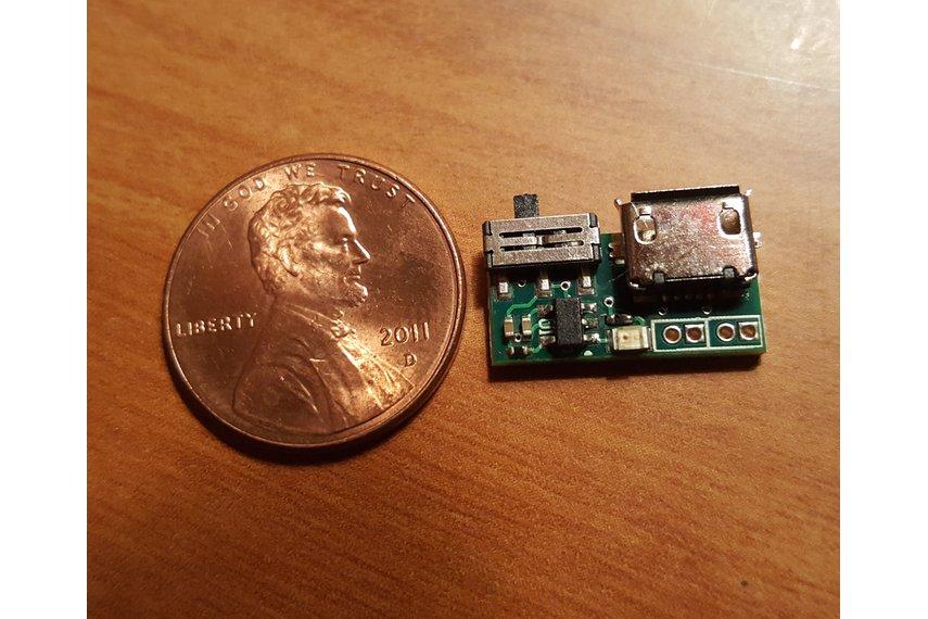 Nano Lipo Charger Switch