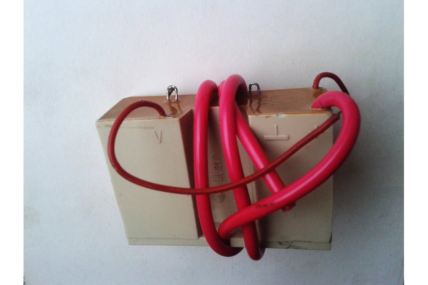 27kV voltage mutiplier rectifier
