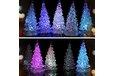 5pcs Colorful Changing Christmas Tree